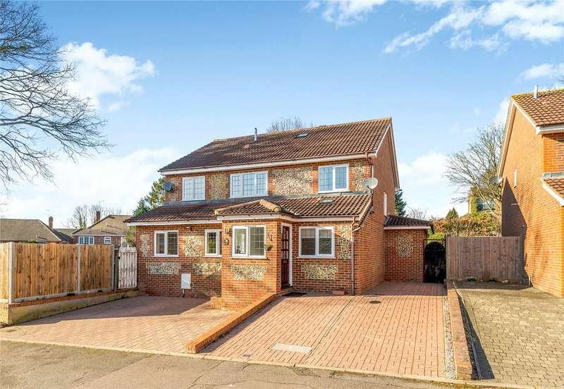 5 Bedrooms Detached House for sale in Newland Close, St. Albans, Hertfordshire
