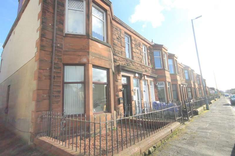 2 Bedrooms Flat for rent in Sandy Road, Renfrew, PA4