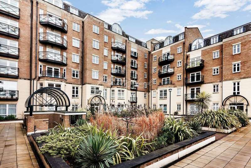2 Bedrooms Flat for sale in Kingfisher Court, Swan Street, SE1