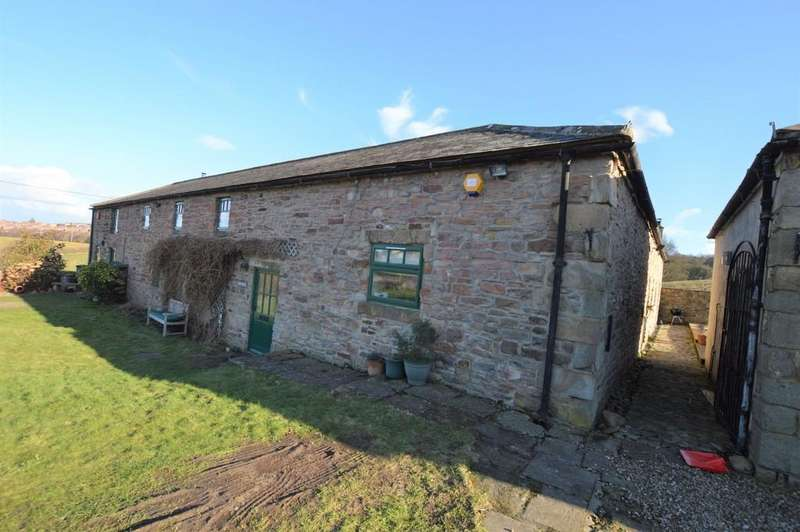 4 Bedrooms Barn Conversion Character Property for sale in Liddlells Fell Road, Blaydon On Tyne