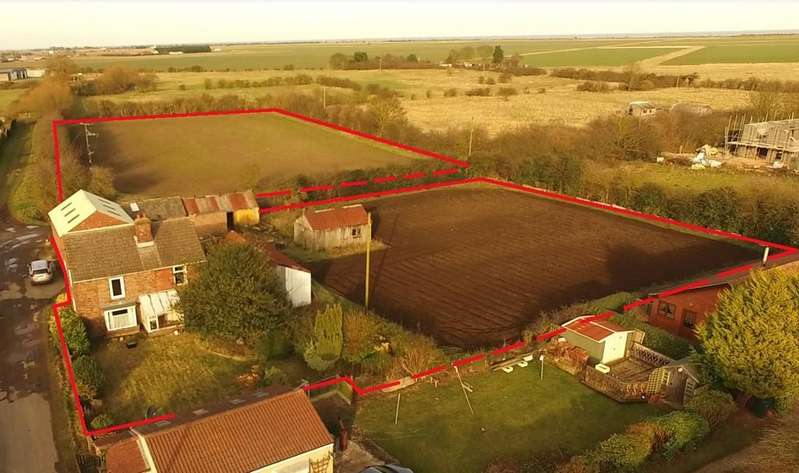 3 Bedrooms Equestrian Facility Character Property for sale in Tacey's Farm, Willerton Road, North Somercotes, LN11