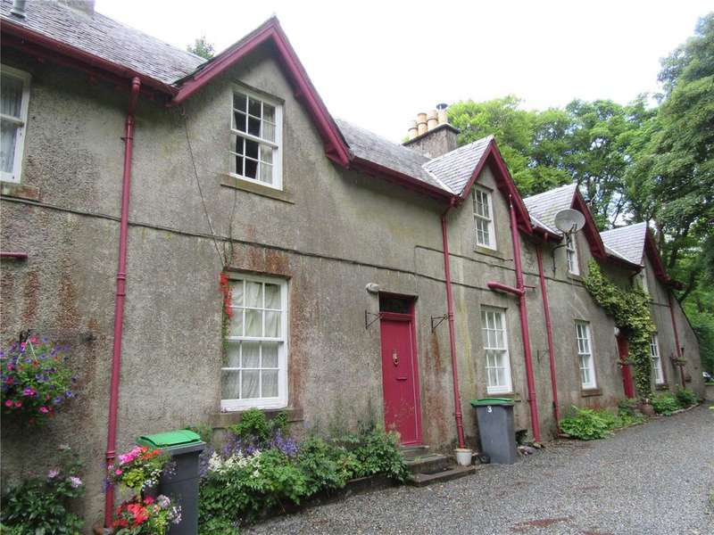 2 Bedrooms Terraced House for rent in 3 Allangibbon Cottages, St John's Town Of Dalry, Castle Douglas, Dumfries Galloway, DG7