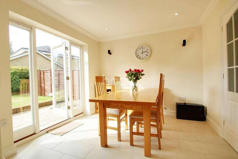 4 Bedrooms Detached House for sale in Gardeners Walk, Elmswell
