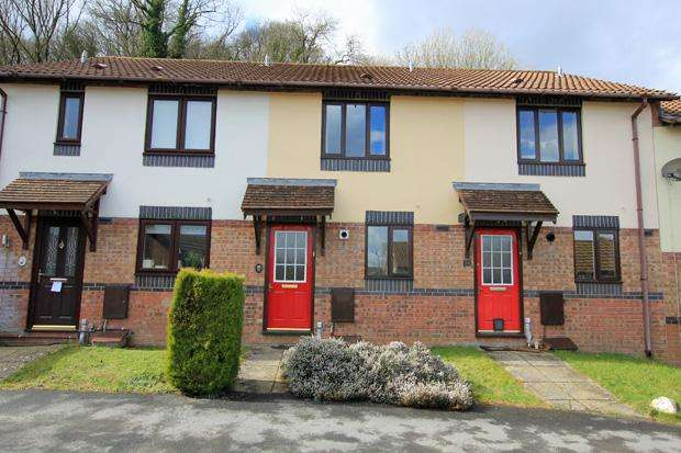 2 Bedrooms Terraced House for sale in Coed Y Plas, Johnstown, Carmarthen, Carmarthenshire