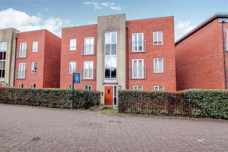 1 Bedroom Apartment Flat for sale in Burgess Mews, Greenhead Street, Burslem, Stoke-On-Trent