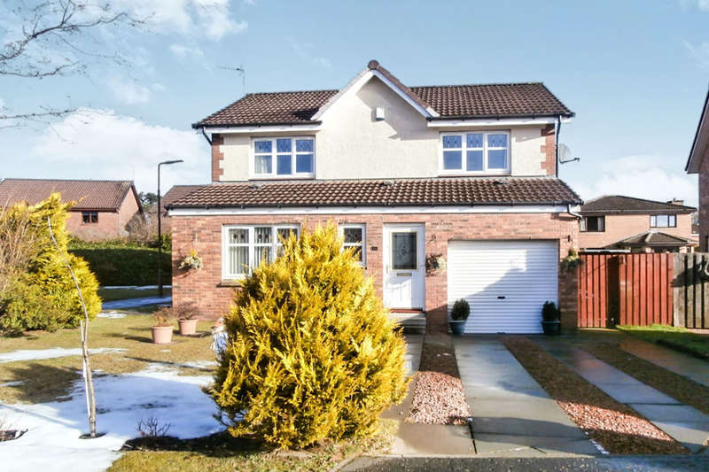 3 Bedrooms Detached House for rent in Lady Place, Livingston, EH54