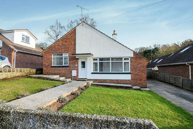 2 Bedrooms Detached Bungalow for sale in Newtake Rise, Newton Abbot, TQ12