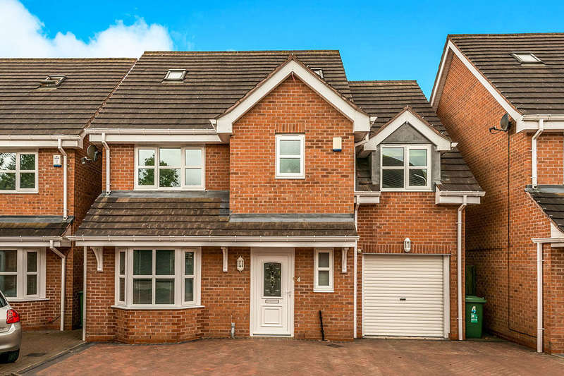 5 Bedrooms Detached House for sale in Glebe Meadow, Woodseaves, Stafford, ST20