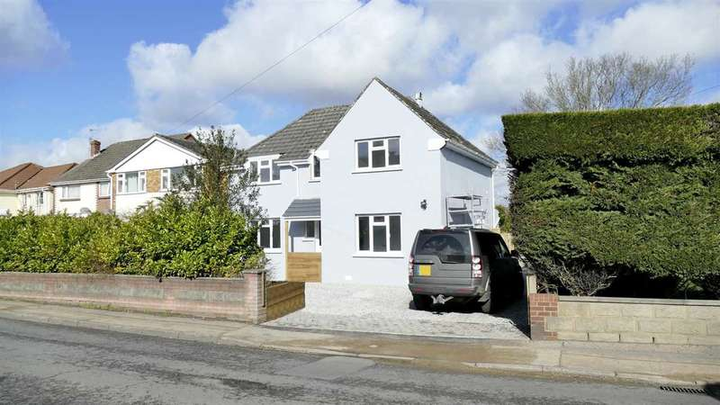 4 Bedrooms Detached House for sale in Wimborne Road, Bournemouth