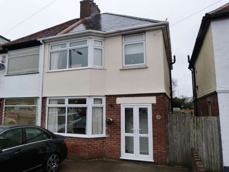 3 Bedrooms Semi Detached House for sale in Rumfields Road, Broadstairs