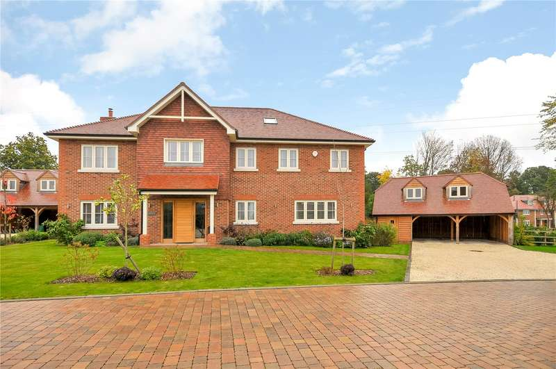 5 Bedrooms Detached House for sale in Broadgate Farm, Hook Road, Ampfield, Romsey, SO51