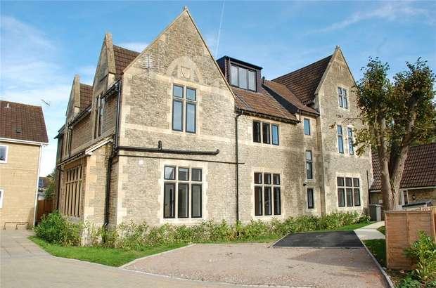 2 Bedrooms Flat for sale in Greenacre House, Cleveland Gardens, Trowbridge, Wiltshire