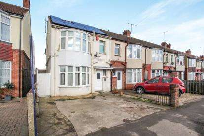 5 Bedrooms End Of Terrace House for sale in Poynters Road, Luton, Bedfordshire