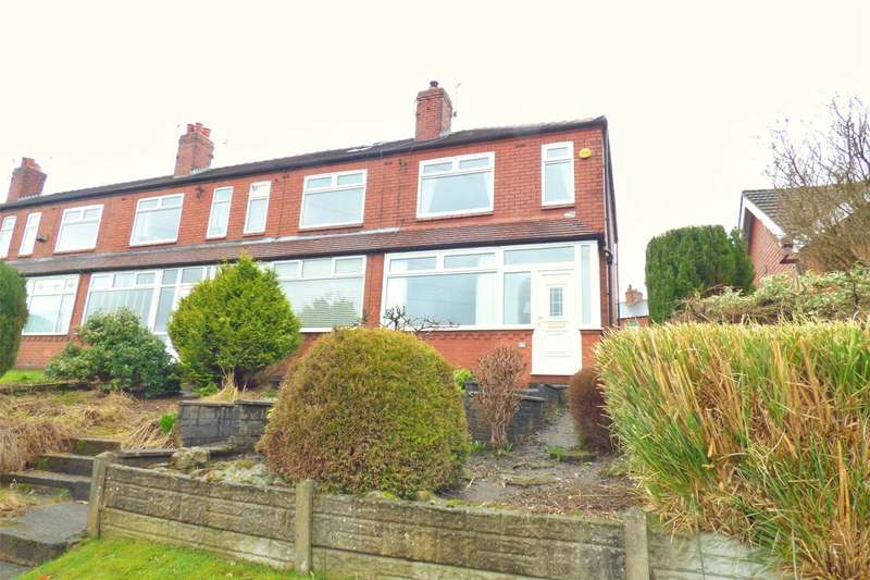2 Bedrooms End Of Terrace House for sale in Haigh Lane, Chadderton, Oldham, Greater Manchester, OL1