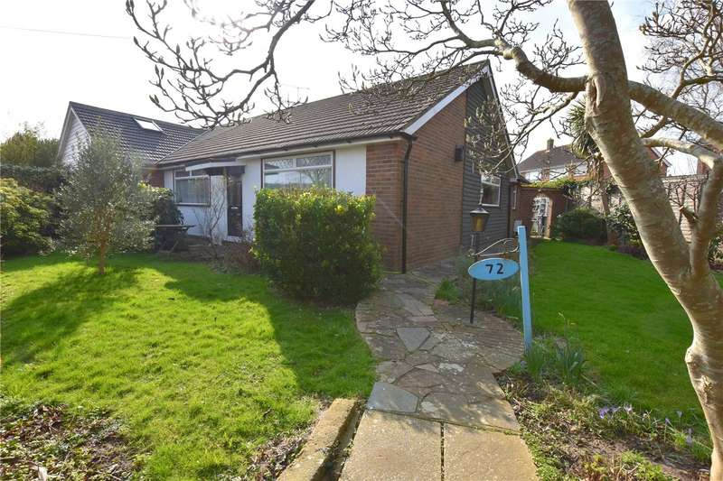 2 Bedrooms Semi Detached Bungalow for sale in Cokeham Lane, Sompting, West Sussex, BN15
