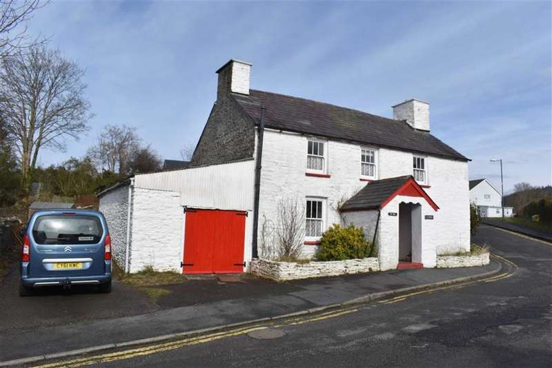 3 Bedrooms Cottage House for sale in Mill Street, Lampeter