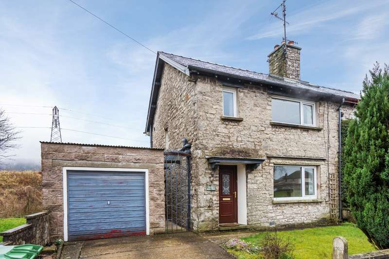 3 Bedrooms End Of Terrace House for sale in 14 Castle Oval, Kendal, Cumbria, LA9 7BD