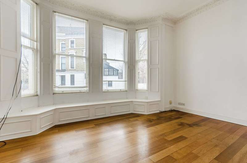 2 Bedrooms Flat for sale in Cromwell Crescent, Kensington, SW5