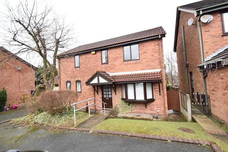 4 Bedrooms Property for sale in Carlisle Close, Whitefield, Manchester, M45
