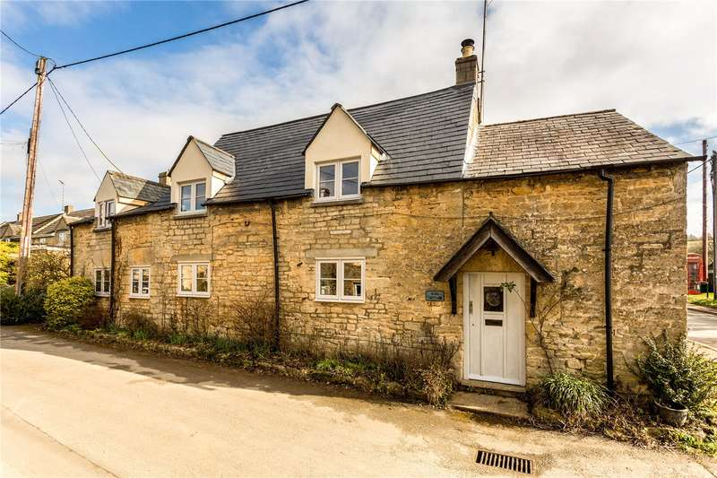 3 Bedrooms Detached House for sale in Harnham Lane, Withington, Cheltenham, Gloucestershire, GL54