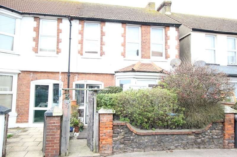 3 Bedrooms Semi Detached House for sale in Beacon Road, Broadstairs, CT10