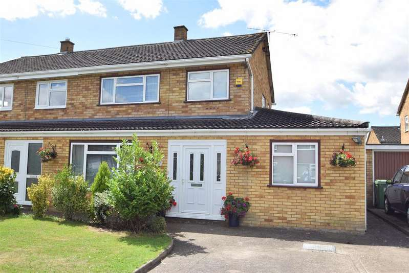 4 Bedrooms Semi Detached House for sale in 36 Conway Drive, Telford Estate, Shrewsbury SY2 5XA
