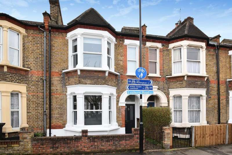 3 Bedrooms Terraced House for sale in Leahurst Road, Hither Green
