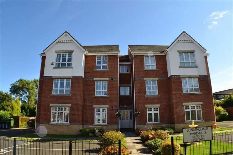 2 Bedrooms Flat for sale in Sunningdale, West Monkseaton