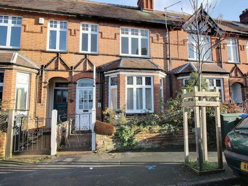 3 Bedrooms Terraced House for rent in College Road, Norwich