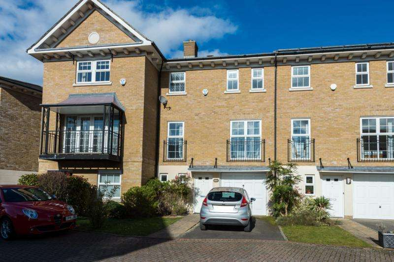 4 Bedrooms Terraced House for sale in Reliance Way, Oxford, Oxfordshire