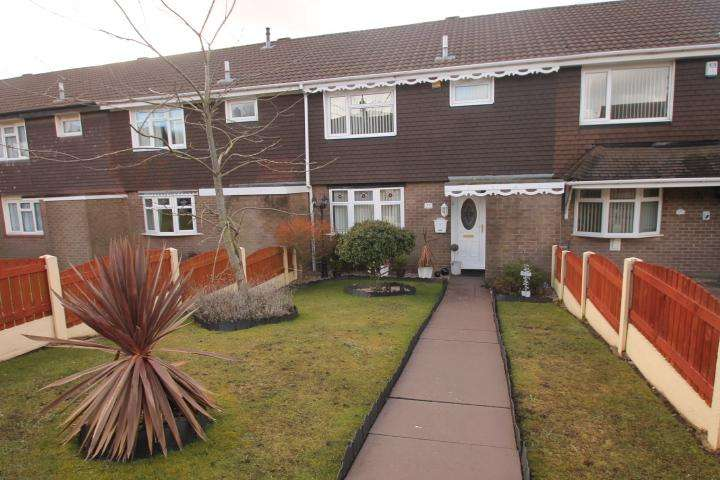 3 Bedrooms Terraced House for rent in Royal Oak Road, Dudley