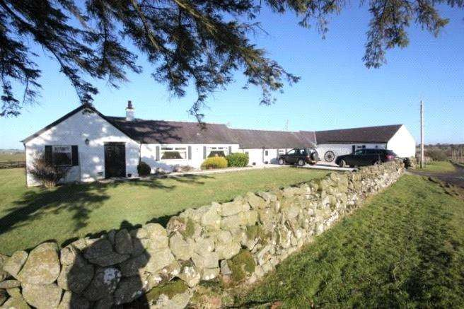 4 Bedrooms Detached Bungalow for sale in Bent Cottage, Ochiltree, Cumnock, East Ayrshire, KA18