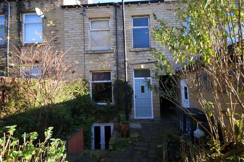 2 Bedrooms Terraced House for sale in Norman Road, Huddersfield
