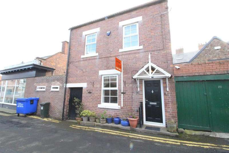 2 Bedrooms Detached House for sale in Stephenson Street, Tynemouth