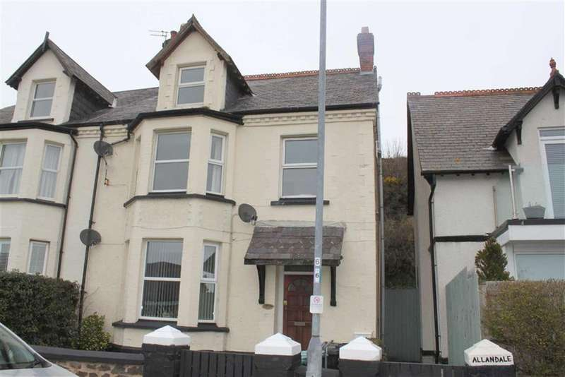 3 Bedrooms Residential Development Commercial for sale in Station Road, Deganwy, Conwy