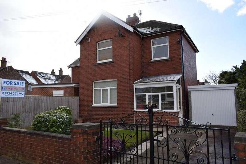 2 Bedrooms Semi Detached House for sale in Sugar Lane, Sandal, Wakefield