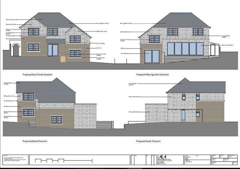 4 Bedrooms Land Commercial for sale in Tadworth