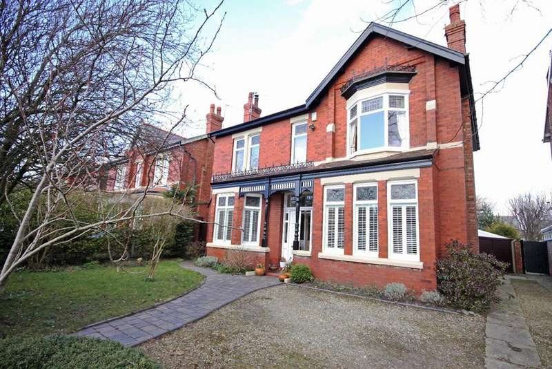 4 Bedrooms Detached House for sale in Clinning Road, Birkdale, Southport, PR8 4NU