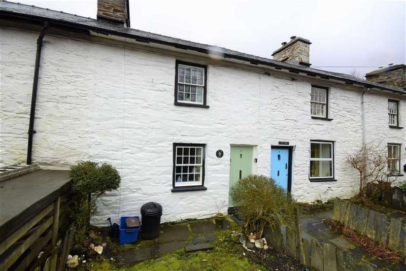2 Bedrooms Cottage House for sale in 6, Hillsborough, Upper Corris, SY20