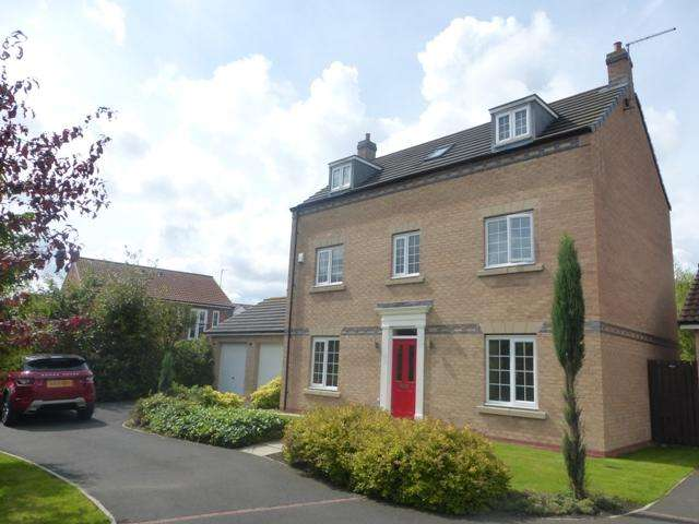 4 Bedrooms Detached House for sale in Harewood Close, Spennymoor DL16