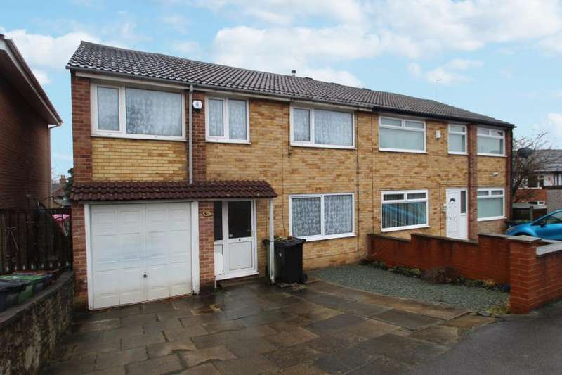 4 Bedrooms Semi Detached House for sale in MOORSIDE STREET, LEEDS, LS13 2EZ