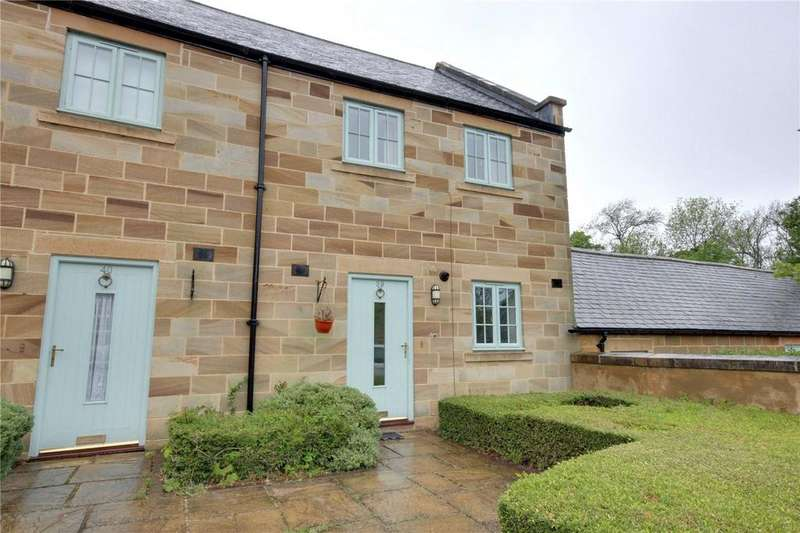 2 Bedrooms End Of Terrace House for sale in Wilton Castle, Redcar