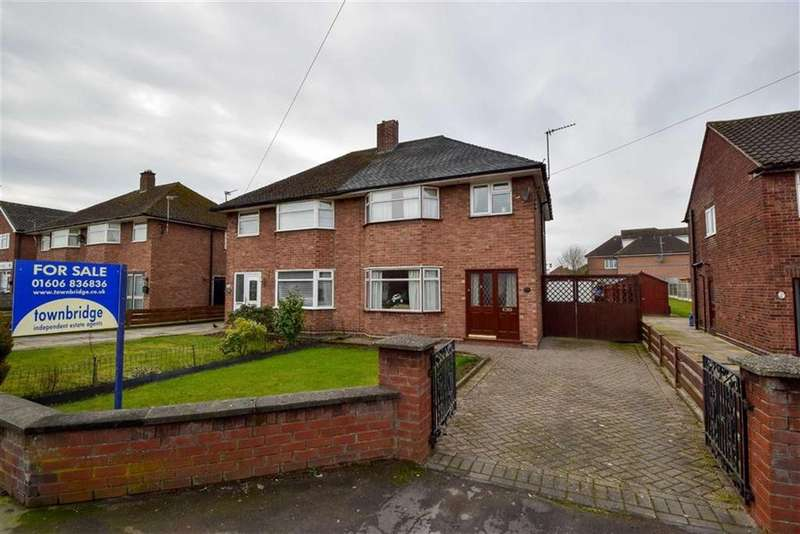 3 Bedrooms Semi Detached House for sale in Warmingham Lane