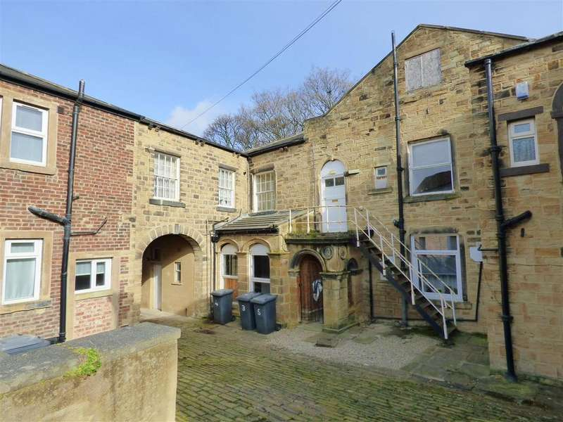 5 Bedrooms Apartment Flat for sale in Flats 1, 1a, 2, 4 5, The Hollies, Coach Lane, Cleckheaton