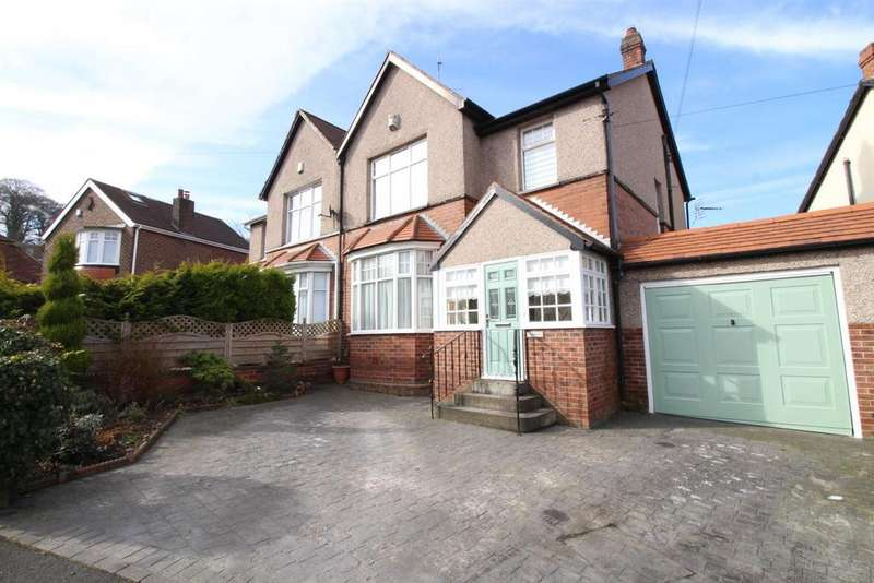 3 Bedrooms Semi Detached House for sale in Dunston Bank, Gateshead