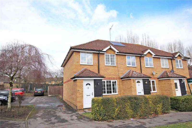 3 Bedrooms End Of Terrace House for sale in Hurstlings, Welwyn Garden City, Hertfordshire