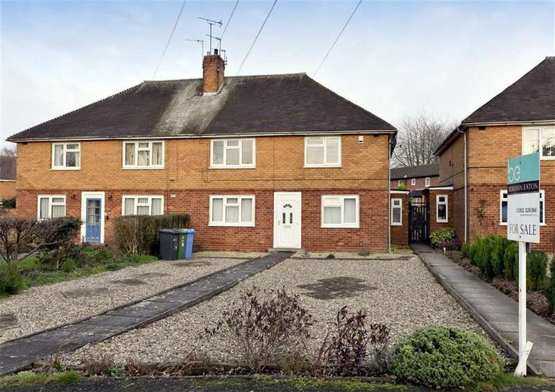 2 Bedrooms Apartment Flat for rent in 14, Bridgnorth Avenue, Wombourne, Wolverhampton, WV5