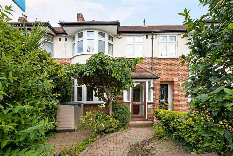 3 Bedrooms House for sale in Westway, Raynes Park,SW20