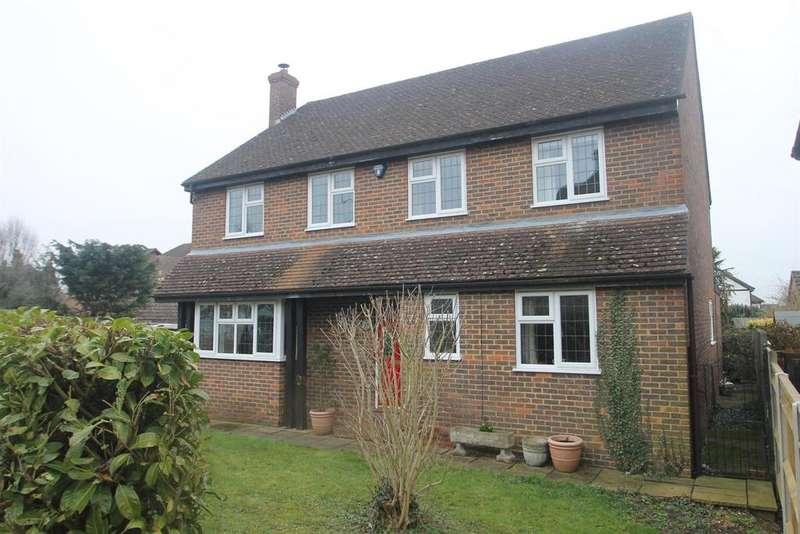 4 Bedrooms Detached House for sale in Weavering Street, Weavering, Maidstone