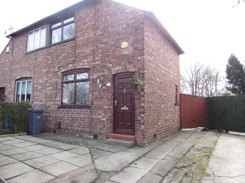2 Bedrooms Cottage House for sale in Altrincham Road, Baguley, Manchester, M23